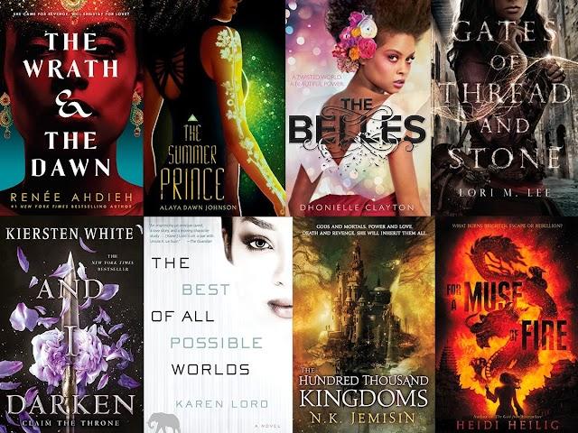 Fantasy Books For Women