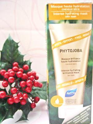 Phyto Phytojoba Kuru Saçlar İçin Yoğun Nemlendirici Maske