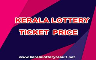 kerala lottery ticket price