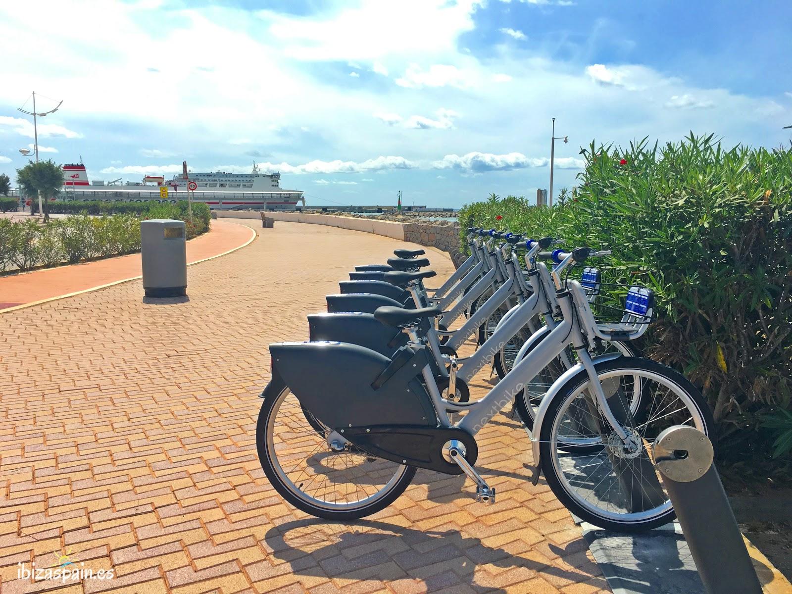 IBIZI alquiler de bicicletas ibiza