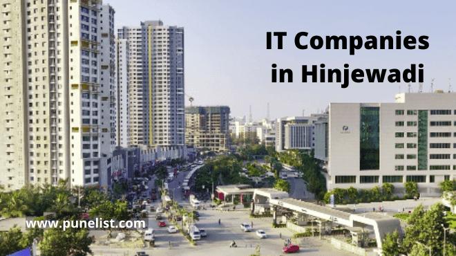 it companies in hinjewadi