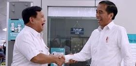 Ucapkan 'Selamat Bekerja' Kepada Jokowi, Prabowo Dinilai Sudah Akui Kekalahannya