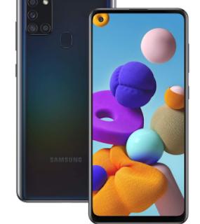 Ulasan Spesifikasi dan Fitur Smartphone Samsung A21s