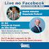 Dr Nei, prefeito de Capela, participa hoje de live sobre enfrentamento ao Covid-19  com o deputado Daniel Almeida