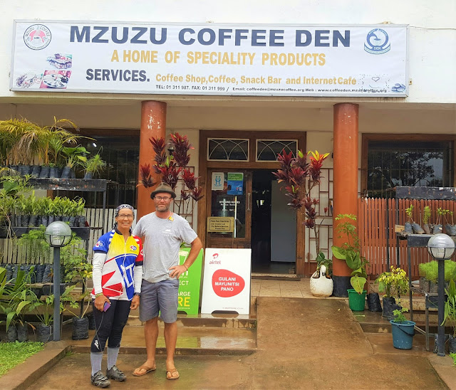 Mzuzu Coffee Den - Malawi