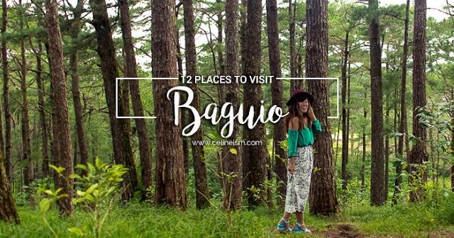 popular baguio tourist spots