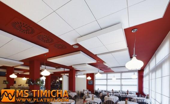 decor plafond platre restaurant maroc ms timicha On decoration platre plafond cafe