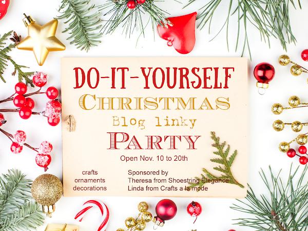 Christmas Do-It-Yourself Ideas 2020