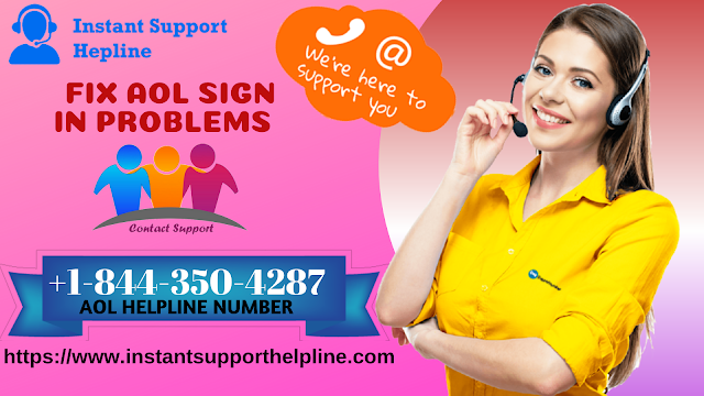 Avail Quick Help for the AOL Sign In Problems