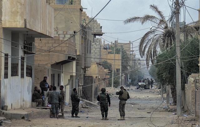 Πόλεμος δίχως τέλος : Το Ισλαμικό Κράτος απειλεί ακόμα το Ιράκ