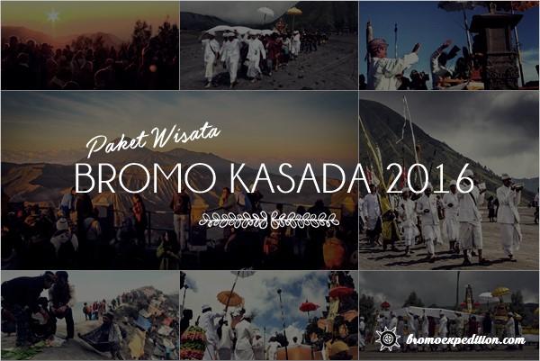 Paket wisata Bromo Kasada 2016