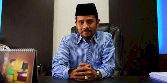 Nyebrang Ke Perindo, Muharrudin Langsung Dipecat Partai Aceh