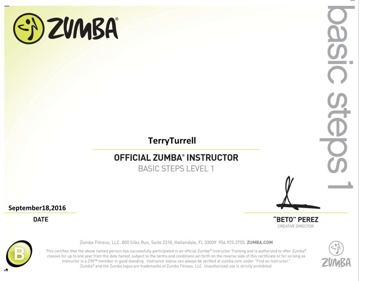Retirement Before The Age Of 59 After Years Of Fun Zumba Classes I
