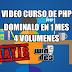 VIDEO CURSO DE PHP DE 1 MES, 4 VOLÚMENES, TOTALMENTE GRATIS (MEGA)(1 LINK)