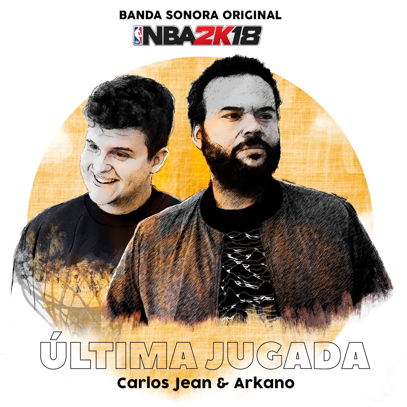 Arkano y Carlos Jean componen el tema principal de NBA 2K18, banda sonora completa desvelada