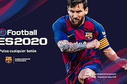PES 2020 Update Version 1.09.00 Unofficial