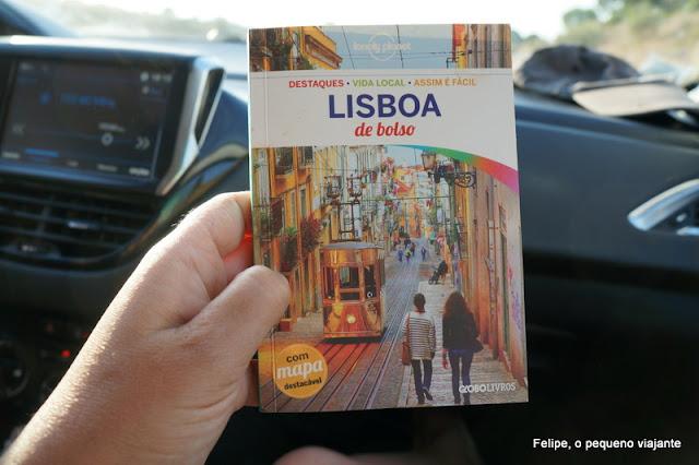 guia Lonely Planet Lisboa de bolso