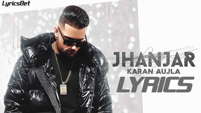 Jhanjar Lyrics in Hindi