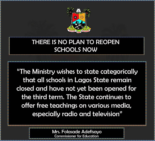 Lagos State Schools New Resumption Date 2019/2020 [UPDATED]