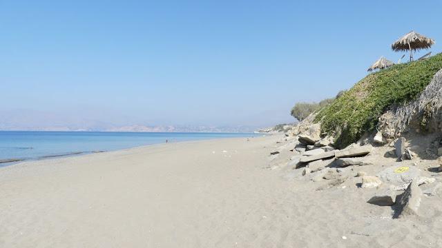 Kreta Südküste - Kommos Beach nahe Mátala