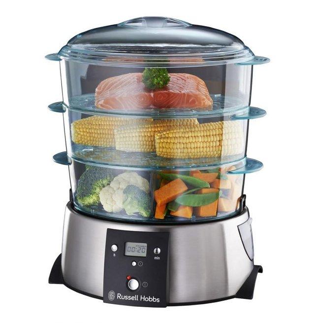 7 อุปกรณ์ครัว - หม้ออบแรงดันไอน้ำ