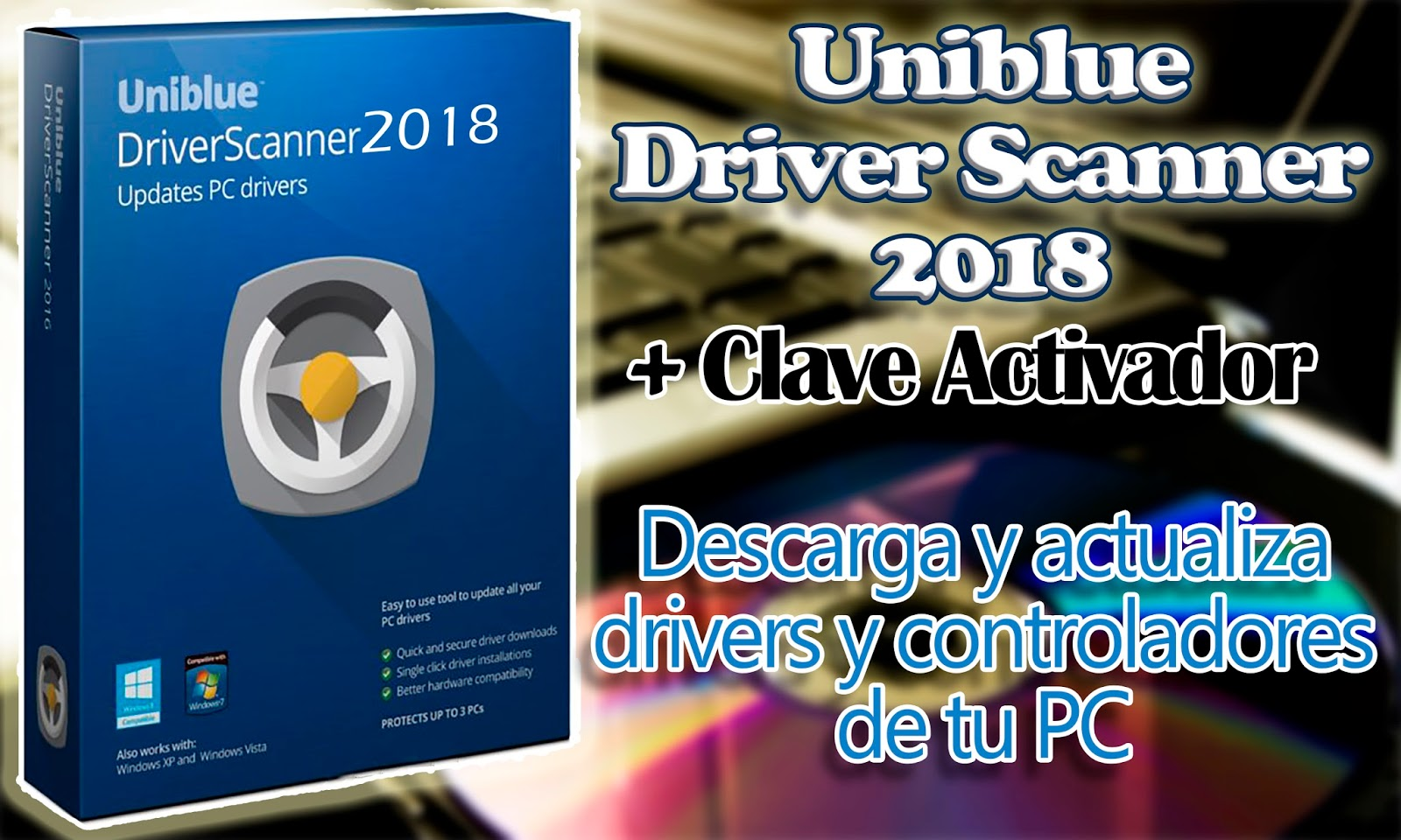 descargar easy driver full 2018
