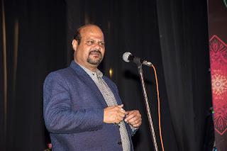 """श्री तेजनारायण शर्मा """"बेचैन"""" - Sri Tejnarayan Sharma """"Bechain"""""""