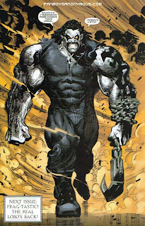 Who will play Lobo in movie? Fan cast Lobo The Rock