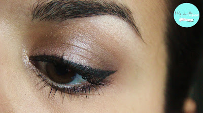 make-up naked smoky