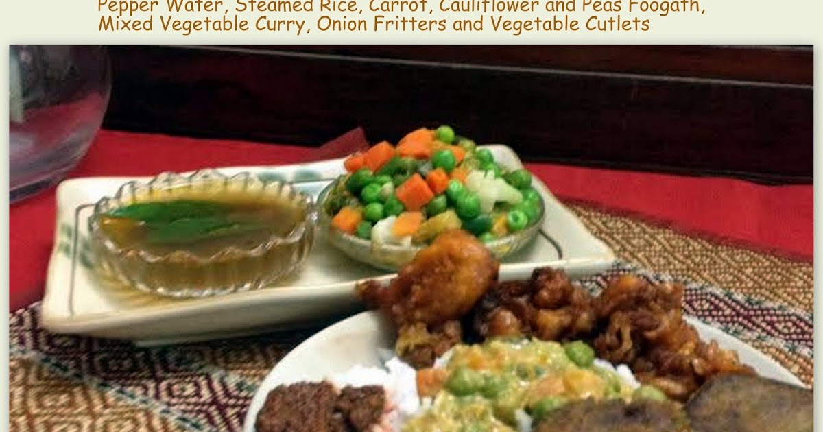 Anglo indian food by bridget white kumar a simple anglo for Anglo indian cuisine