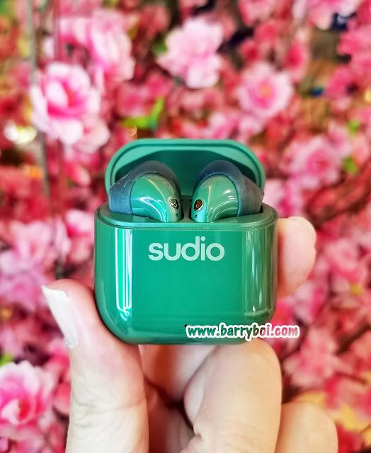 Sudio NIO Best Wireless Earphones Review Penang Malaysia Top Blogger Influencer KOL www.barryboi.com Best Earphones
