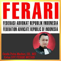 DPC FERARI MEDAN HADIRI PEMBEKALAN MAHASISWA BARU FH UNIKA ST. THOMAS SUMUT