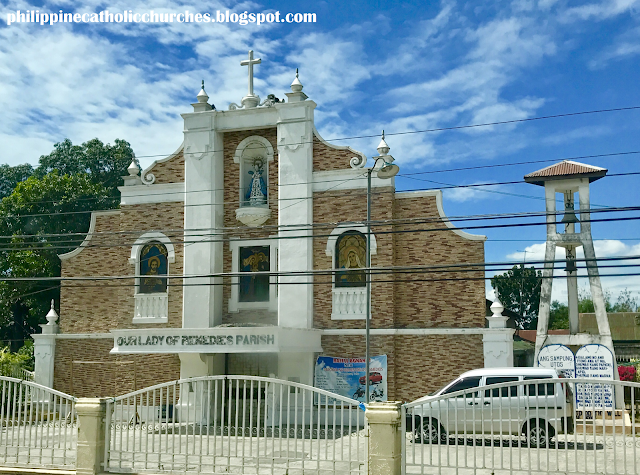 OUR LADY OF REMEDIES PARISH CHURCH, San Manuel, Tarlac, Philippines