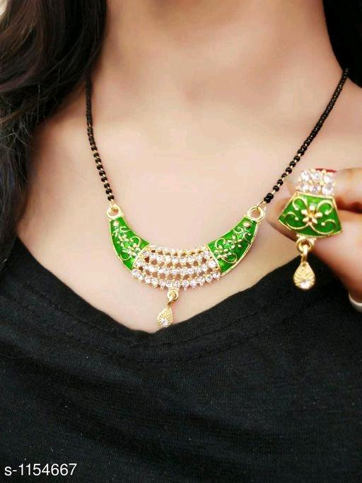 Trendy Women's Mangalsutra