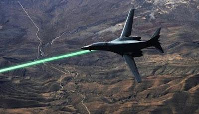 Militer Inggris Kini Mengembangkan Senjata Laser