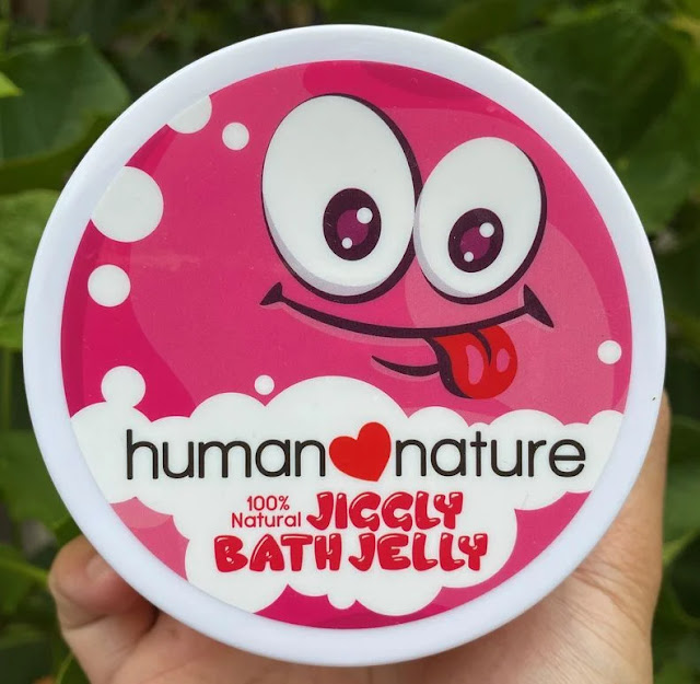 Human Nature for Kids Bath Jelly
