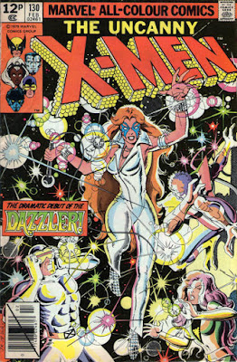 Uncanny X-Men #130, the Dazzler first appearance