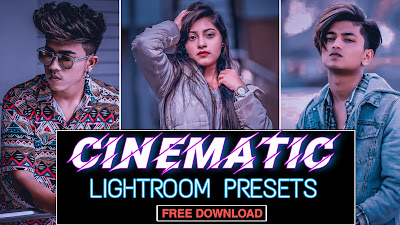 Cinematic preset free download 2021