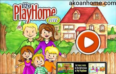 تحميل لعبة ماي بلاي هوم لايت مجانا My PlayHome Lite APK