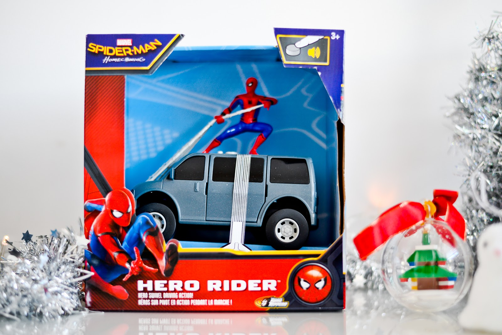 spider man hero rider