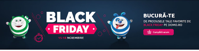 DOMO Black Friday