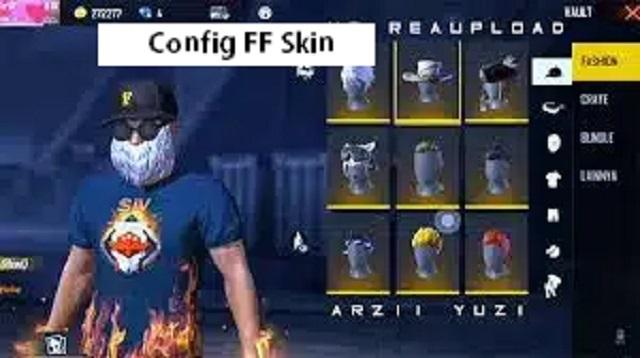 Config FF Skin