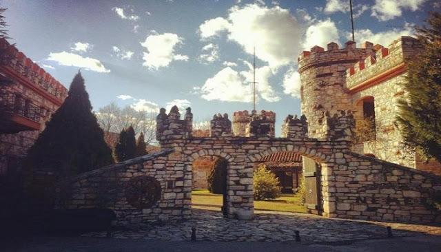 ξενοδοχείο γεμάτο παραμυθένιους Πύργους στην Ξάνθη