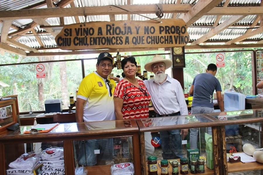 Turismo en Rioja, Perú