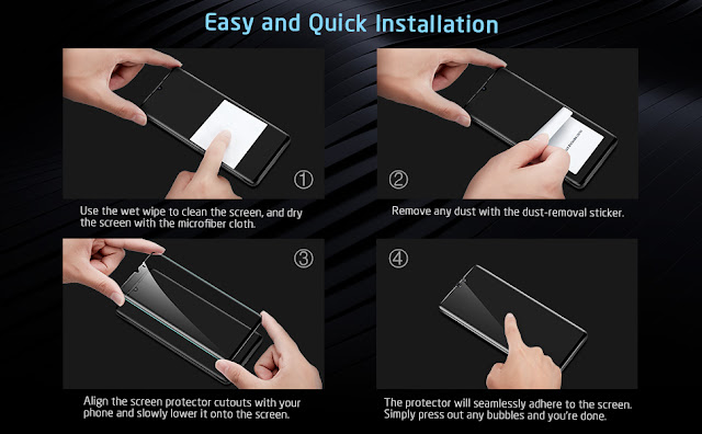 How To Remove Tempered Glass Screen Protector