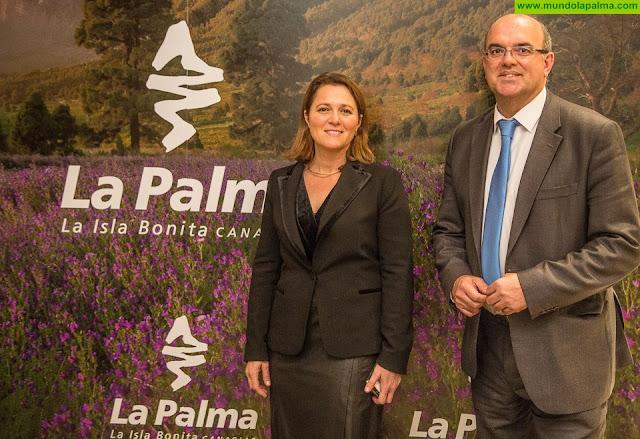 La Palma promociona en Fitur sus atractivos como destino diferenciado y referente de naturaleza y astroturismo