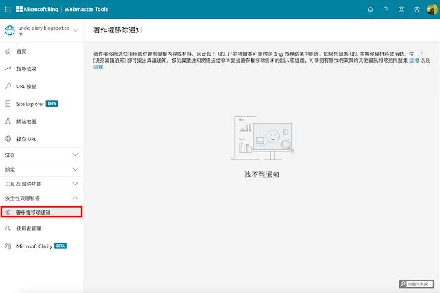 【網站 SEO】用 Webmasters Tools 提升 Yahoo、Bing 搜尋引擎中的網頁排名 (網站、部落格都適用) - 如果有著作權的誤判,可以和 Microsoft Bing 提交異議