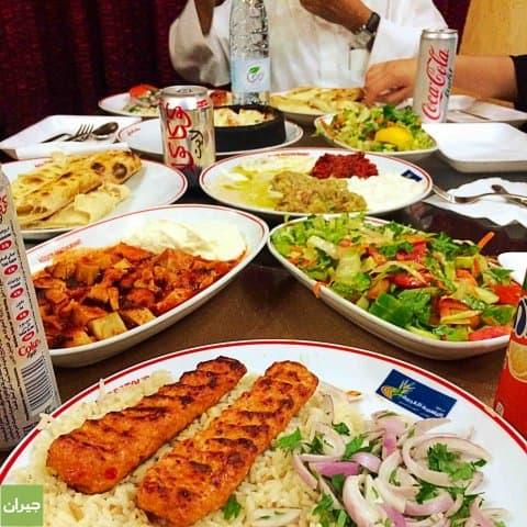 مطعم ليالي الصالحية
