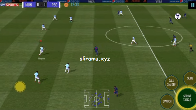 Fifa 22 Mod PS5 Android Offline Update Transfers 21/22 by VF FIFA