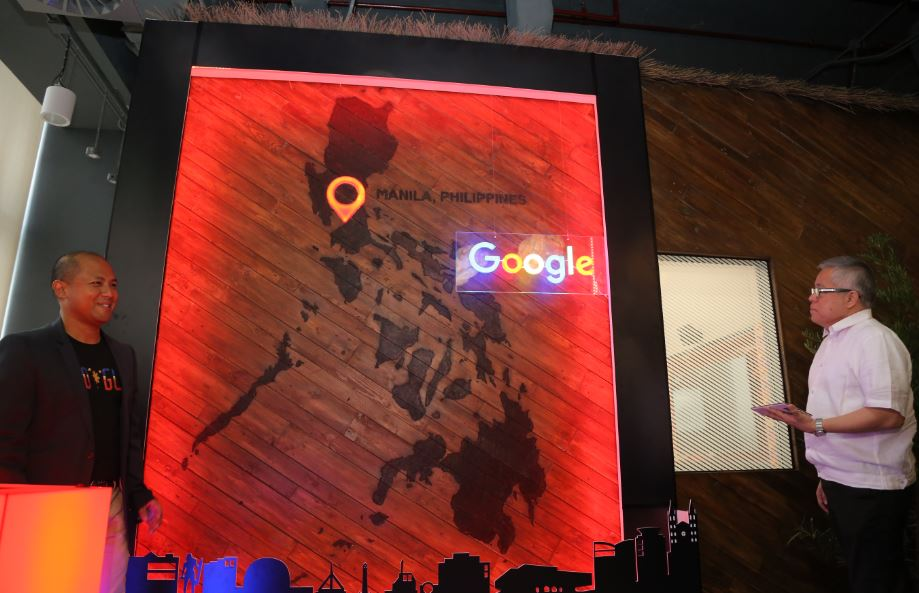 Google Philippines launches new office